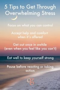 5 tips to stress less